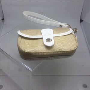 Dooney & Bourke tiny basket bag